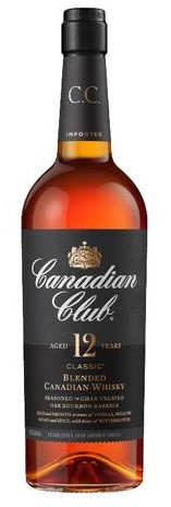 Canadian Club Classic 12 year Old Whisky 700ml