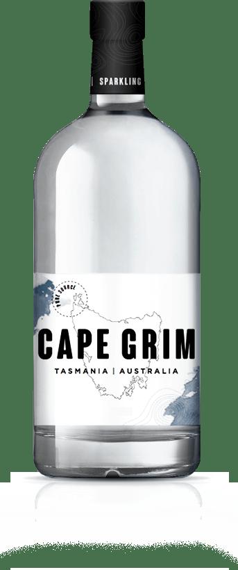 Cape Grim Natural Tasmanian Sparkling Water 9 x 880ml Bottles