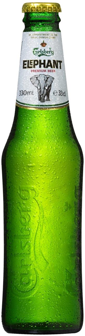 Carlsberg Elephant Beer 24 x 330ml Bottles