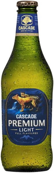 Cascade Light 24 x 375ml Bottles