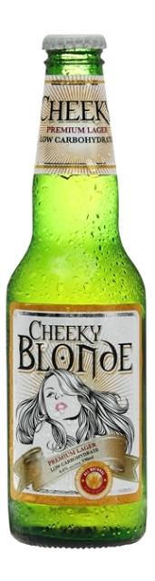 Cheeky Blonde Lager 24 x 330ml Bottles