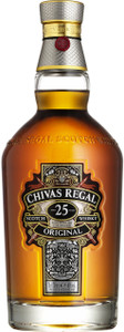 Chivas Regal 25 Year Old Whisky 700ml