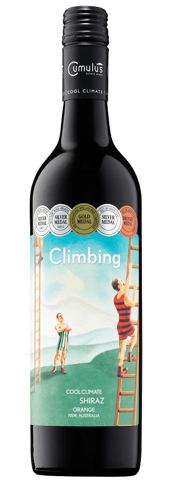 Climbing Cool Climate Shiraz 750ml