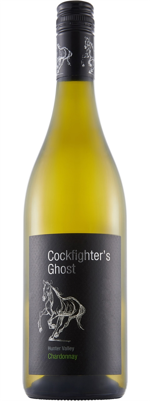 Cockfighters Ghost Hunter Valley Chardonnay 750ml