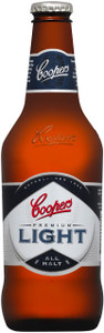 Coopers Premium Light 24 x 375ml Bottles