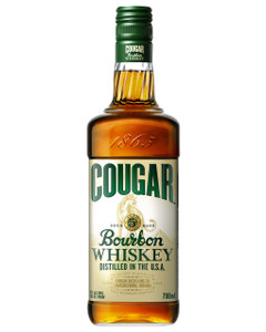Cougar Bourbon 700ml