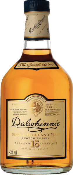 Dalwhinnie 15 Year Old Malt Whisky 700ml