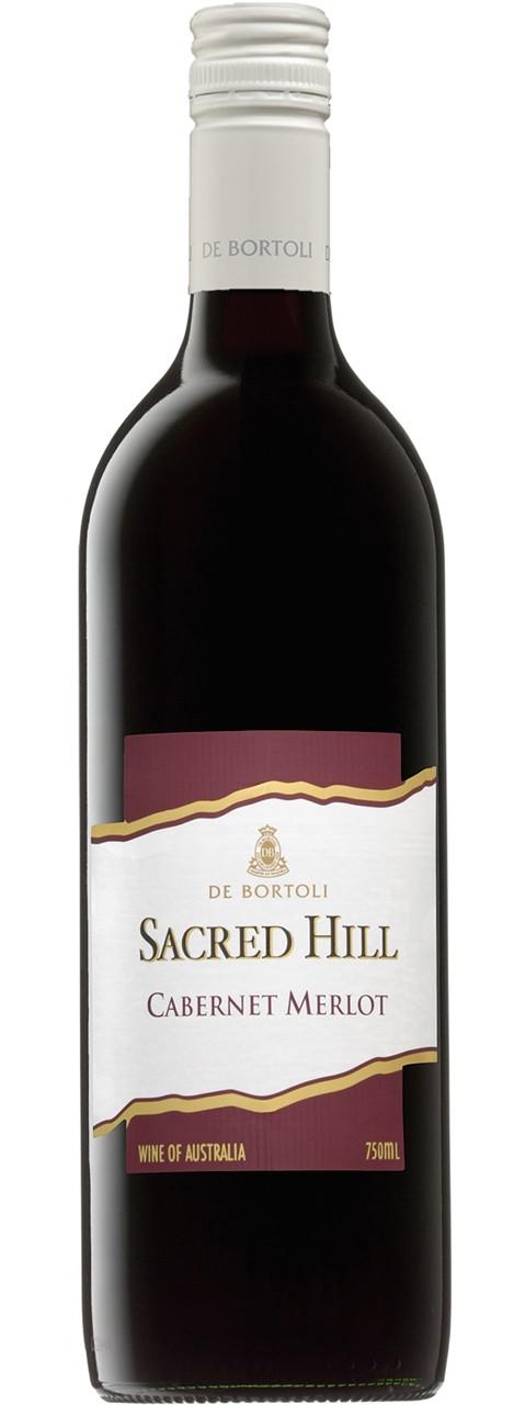 De Bortoli Sacred Hill Cabernet Merlot 750ml