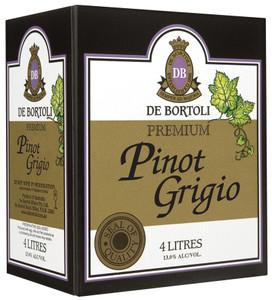De Bortolis Premium Pinot Grigio 4lt Cask