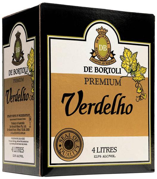De Bortolis Premium Verdelho 4lt Cask