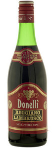 Donelli Lambrusco 750ml