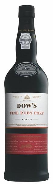 Dow's Fine Ruby Port 750ml