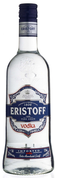 Eristoff French Vodka 700ml