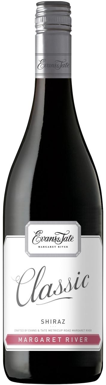 Evans & Tate Classic Shiraz 750ml