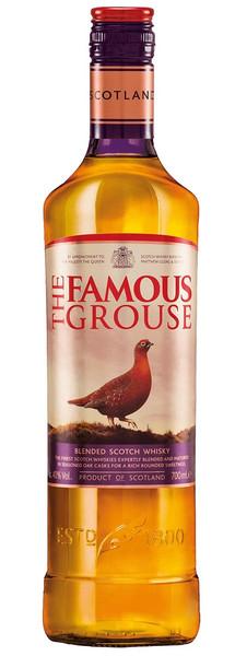 Famous Grouse Scotch 700ml