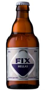 Fix Hellas Premium Greek Lager 20 x 330ml Bottles