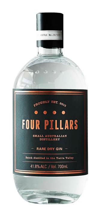 Four Pillars Yarra Valley Rare Dry Gin 700ml