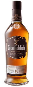Glenfiddich 18 Year Old Malt Whisky 700ml