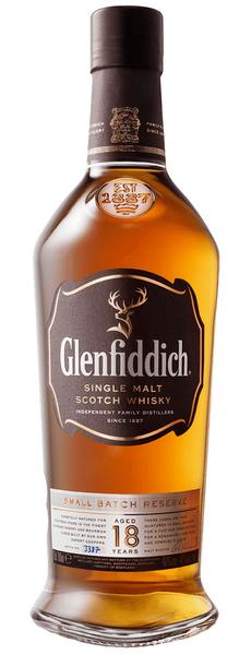 Glenfiddich 18 Year Old Malt Whisky 700ml