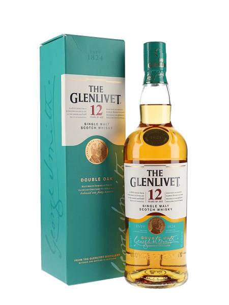 Glenlivet 12 Year Old Malt Whisky 700ml