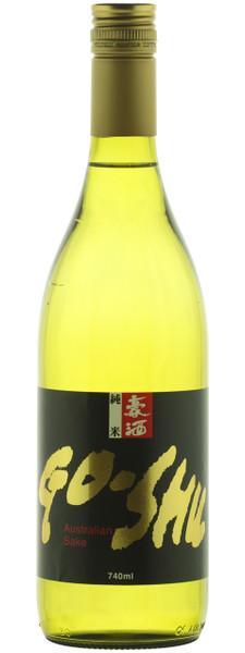 Go Shu Australian Sake 740ml