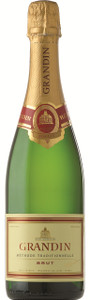 Grandin Methode Traditionnelle Brut Sparkling 750ml