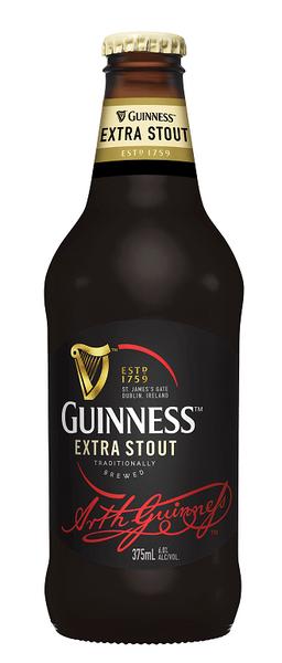Guinness Extra Stout 24 x 330ml Bottles