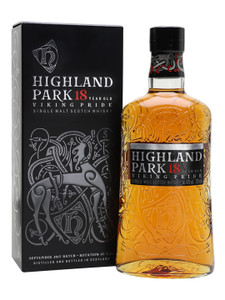 Highland Park Viking Pride 18 Year Old Single Malt Scotch Whisky 700ml