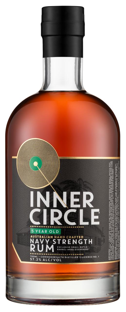 Inner Circle Green Label OP Rum 700ml