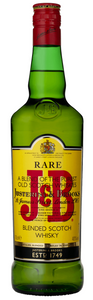 J & B Rare Scotch Whisky 700ml (Hot Price)