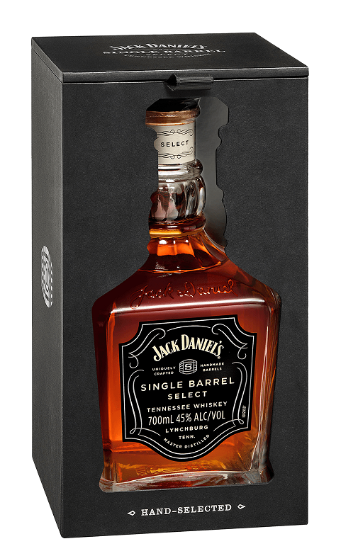 Jack Daniels Single Barrel Bourbon 700ml