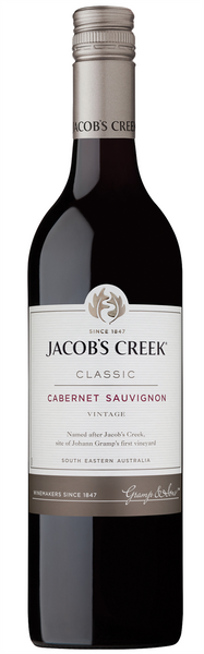Jacobs Creek Cabernet Sauvignon 750ml