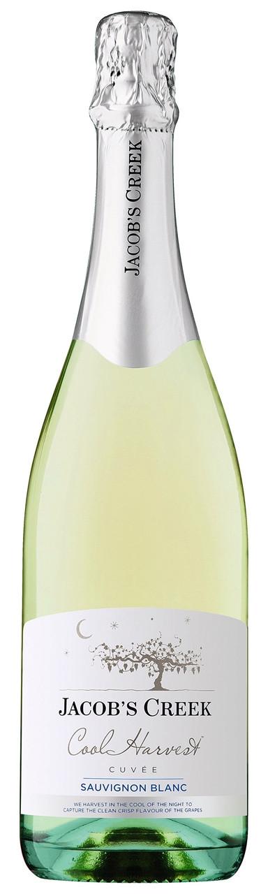 Jacobs Creek Cool Harvest Sparkling Sauvignon Blanc 750ml