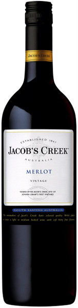 Jacobs Creek Merlot 750ml