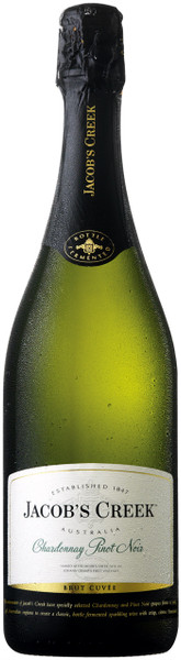 Jacobs Creek Sparkling Chardonnay Pinot 750ml
