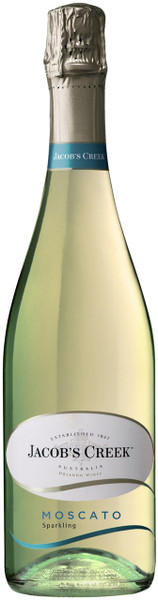 Jacobs Creek Sparkling Moscato 750ml