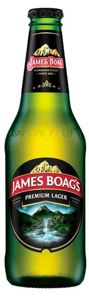 James Boags Premium 375ml Bottles