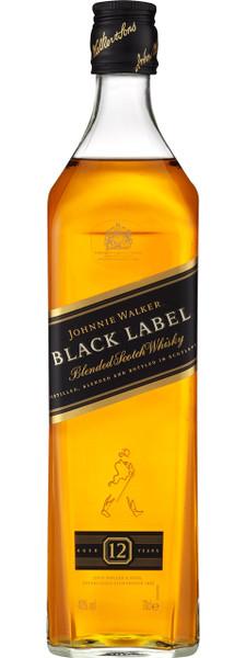 Johnnie Walker Black Label 12 Year Old 700ml