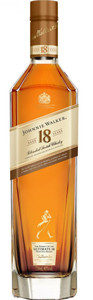 Johnnie Walker 18 Year Old Blended Scotch Whisky 700ml
