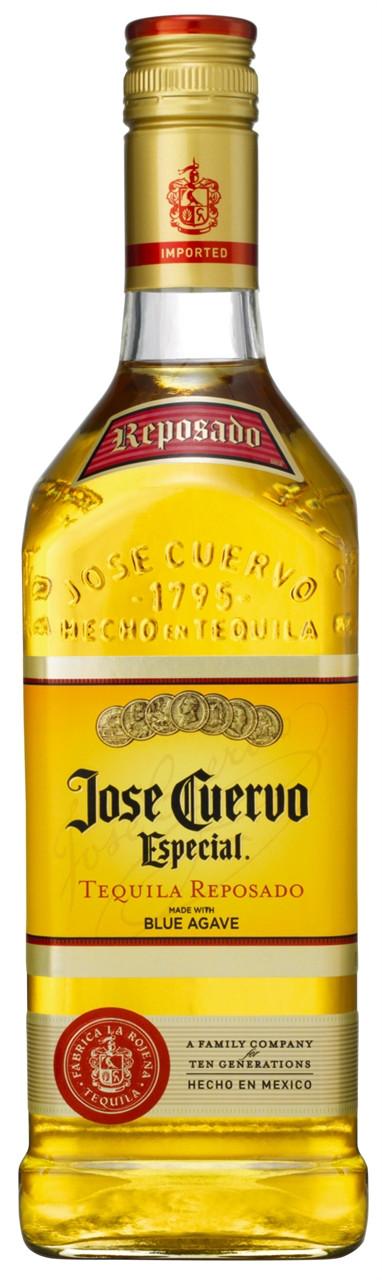 Jose Cuervo Especial Gold Tequila 700ml