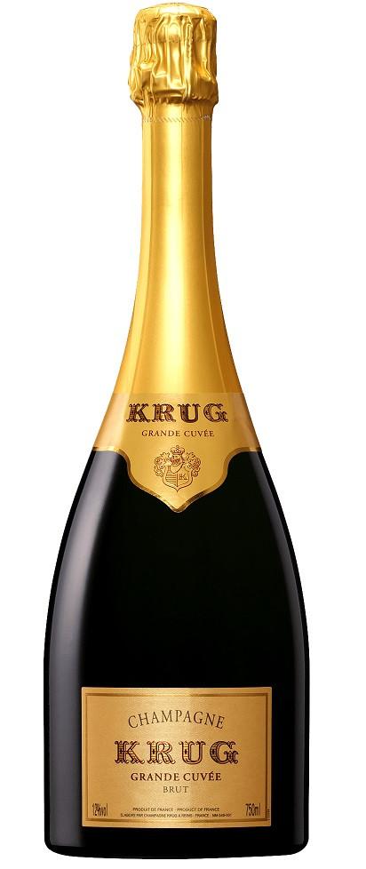 Krug Grande Cuvee Champagne 750ml