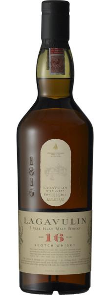 Lagavulin 16 Year Old Single Islay Malt Whisky 700ml