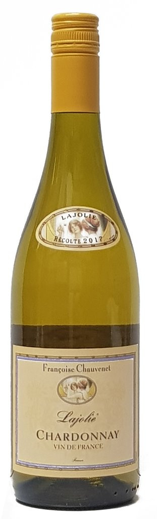 Lajolie Chardonnay 750ml