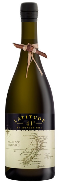 Latitude 41 Hill Block Pinot Gris 750ml