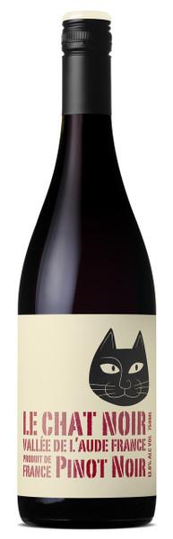 Le Chat Noir Aude Valley Pinot Noir 750ml
