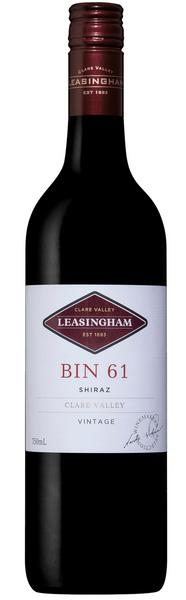 Leasingham Bin 61 Clare Valley Shiraz 750ml