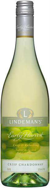 Lindemans Early Harvest Crisp Chardonnay 750ml