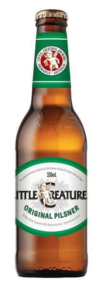 Little Creatures Pilsener 330ml Bottles