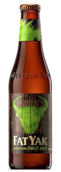 Fat Yak Original Pale Ale 24 x 345ml Bottles