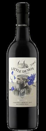 Maxwell Little Demon Cabernet Merlot 750ml